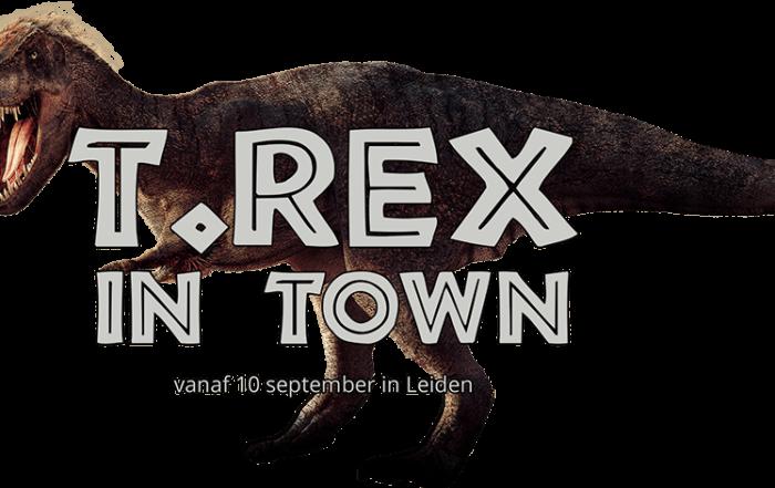 Telematch sponsort T-Rex